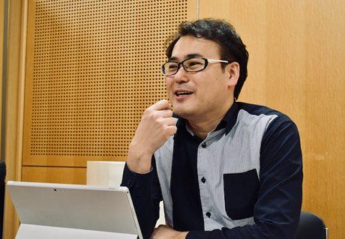 佐川大輔がCinemarcheのインタビューを受けました!